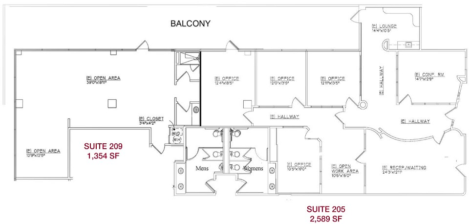 Layout 4705 Laurel Canyon Blvd